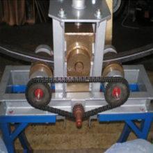 Гибочный станок для профильной трубы из черного металла