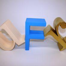 Объемные буквы из пенопласта - Импульс.