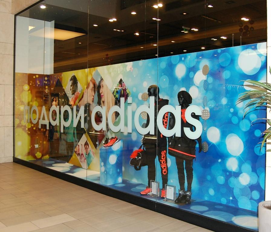 Правила оформления витрин магазинов