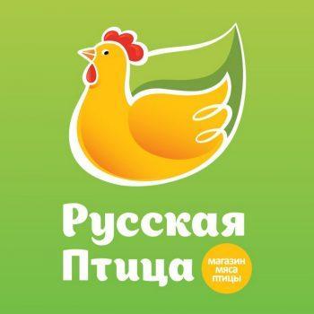 Логотип Русская Птица